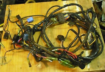 150hp 2001 Yamaha Outboard salt water series OX66 wiring harness Model SX150TXRZ