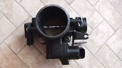 Sea Doo Seadoo Corpo Farfallato 420892450 Throttle Body 280122014 Tps 420963051