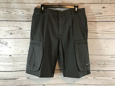 c7ddbd919fe NIKE MENS WOVEN performance cargo shorts, tan color, - $9.50 | PicClick