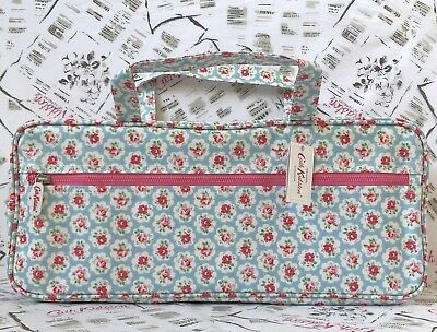 CATH KIDSTON Provence Rose Knitting Needle Wool Craft Bag NEW with Tags GENUINE