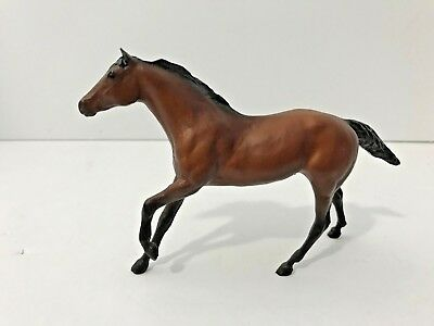 Vintage BREYER PADDOCK PALS THOROUGHBRED STALLION #9010 B.M.C. Stamp 1984-1988