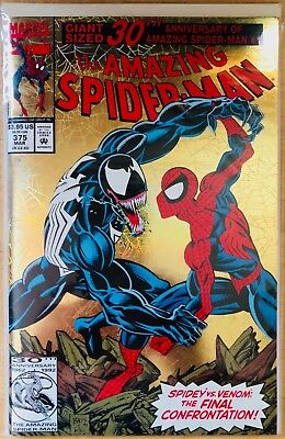 The Amazing Spider-Man #375 NM bagged & boarded