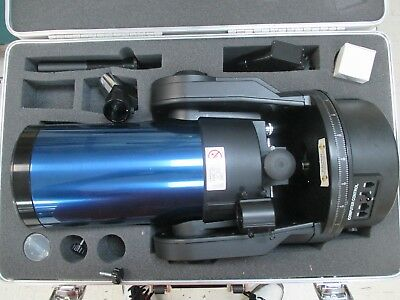 Meade Etx-125Ec Astro Telescope Astronomy Optic W/ Eyepieces As Is For Parts