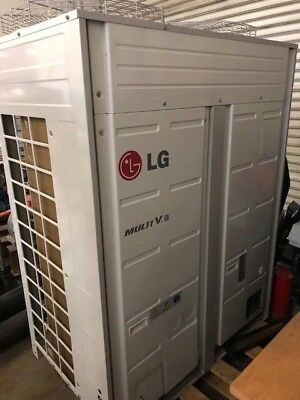 LG 8 Ton HVAC Air Conditioning System - Really Cold - Barely Used!