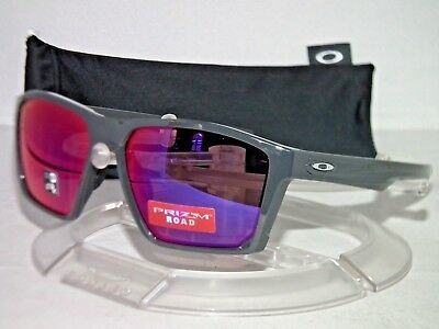 a62eea82f2 NEW OAKLEY TARGETLINE SUNGLASSES OO9397-0458 Carbon   Prizm Road TARGET LINE