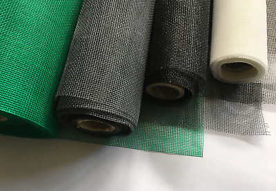 Fibreglass Screen Mesh Net Insect Fly Mosquito motorhome caravan variable sizes
