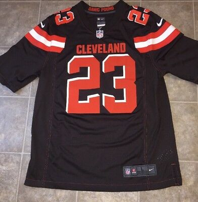 check out efba2 49738 JOE HADEN CLEVELAND Browns Nike Jersey Size Large