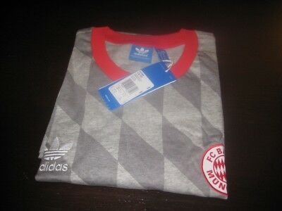 Bayern Munich Adidas Originals  Adidas  T Shirt Xl Tags Packet