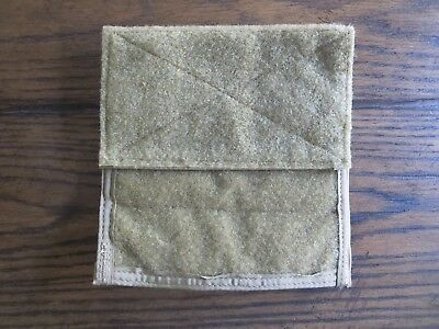 Eagle Industries Admin Pouch w/o Lightholder, Coyote Brown, NEW