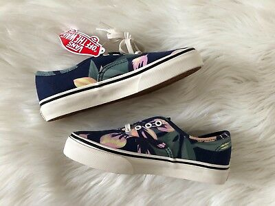 154050026233da VANS OFF THE Wall Girls Youth Sneakers Size 1.5M   NEW WITH TAGS   -  26.99