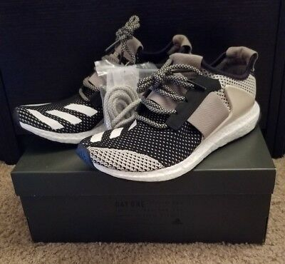 78b4cd761cf17 ADIDAS ULTRA BOOST ADO ZG Day One Shoes Clear Brown Men s Size 9 ...