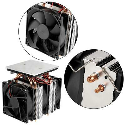 Semiconductor Refrigeration Cooling Device Thermoelectric Cooler 12V 10A 120W