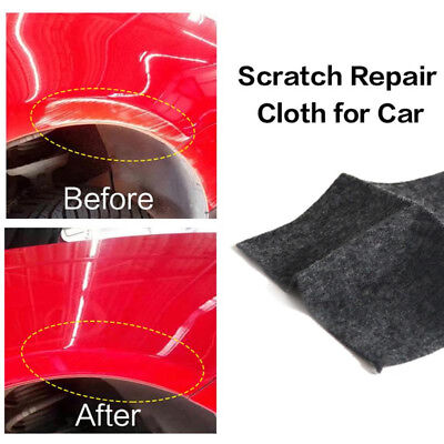 Car Auto Paint Repair Scratch Eraser Remove Removal Nano Cloth Cleaning Tools