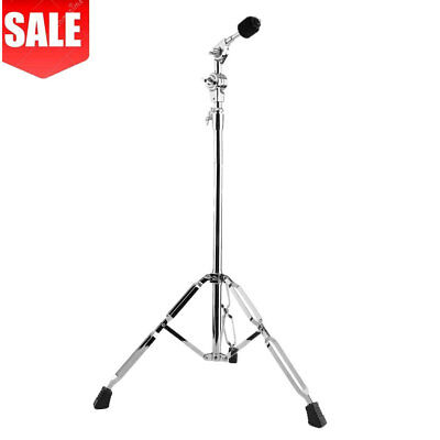 Cymbal Boom Stands Drum Hardware Percussion Double Braced Tripod Holder