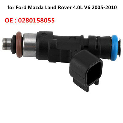 Car Fuel Injector Nozzle for Ford Mazda Land Rover 4.0L V6 2005-2010 0280158055