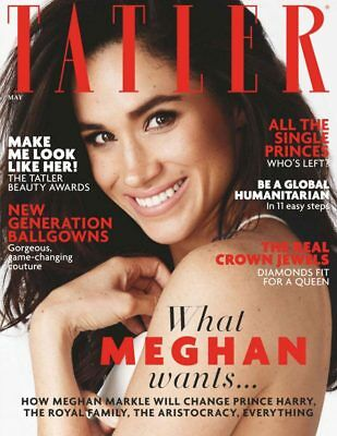 TATLER UK magazine - May 2018 (BN/SEALED)