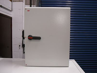 ABB Switch Fuse Enclosure 630 amp 3 pole