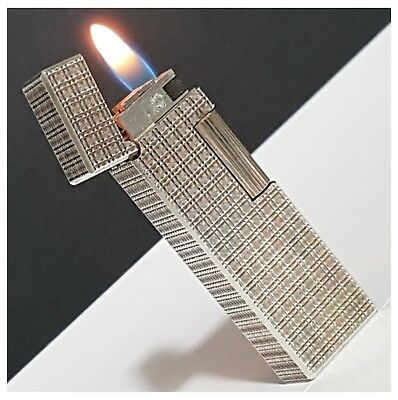 Briquet gaz * COLIBRI JOHN STERLING * Rollagas- Lighter-Feuerzeug-Accendino
