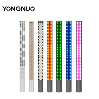 DE YONGNUO YN360 II YN360II Handheld LED Video Light 3200k-5500k RGB Color Stick