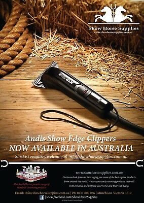 Andis Show Edge Clippers