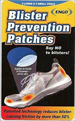 Engo Blister Patches 4 Large & 2 Small Ovals