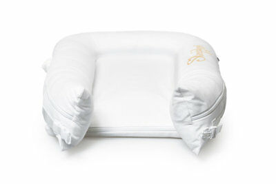 Sleepyhead Deluxe Plus Pod 0-8m in white