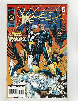 Amazing X-Men (1995) #1 VF/NM 9.0 Marvel Comics Age of Apocalypse,Storm,Bishop
