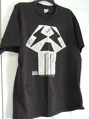 Mixed Lot Of 6 Mens 1Xl Tees T Shirts , Marvel, Skull, & Others