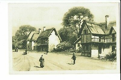 CPA - Carte postale-FRANCE  Village de Campagne - S926