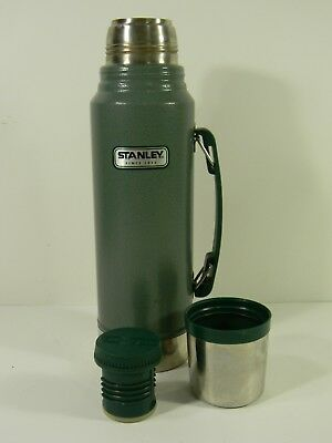 Stanley Coffee Thermos Vacuum Bottle Classic Stainless Steel 1.1 Quart