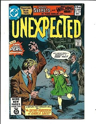 The Unexpected # 205 (Dec 1980), Fn/vf