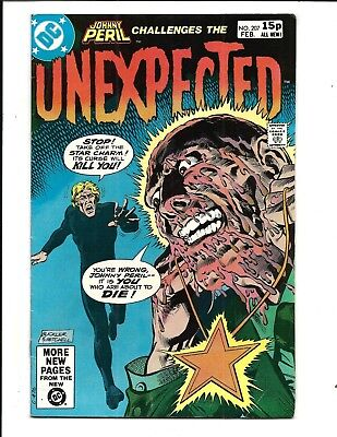 The Unexpected # 207 (Feb 1981), Fn+