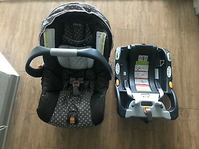 Chicco Keyfit 30 Infant Car Seat With Base 45 00 Picclick