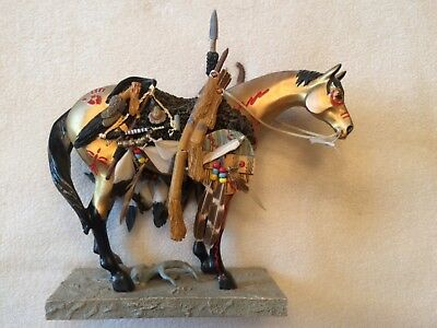 Trail Of The Painted Ponies, Medicine Horse, 2004 #1549 Westland STAR LIANA YORK