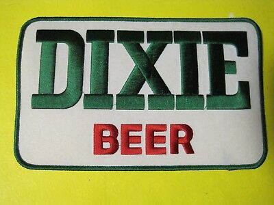 Beer Patch Dixie Beer Patch Look And Buy! Large Back Size Size! New Orleans Brew