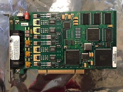Intel Dialogic D42282-001 Voicemail Board Diallogic.
