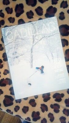 Cadillac Magazine A Well Driven Life, Volume 4, Issue 2