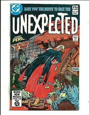 The Unexpected # 208 (Mar 1981), Fn/vf