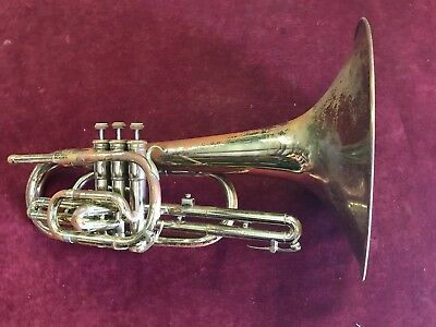 Reynolds Contempora Marching Mellophone
