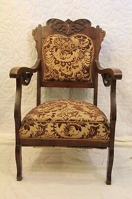 Antique Chair- TURN OF THE CENTURY