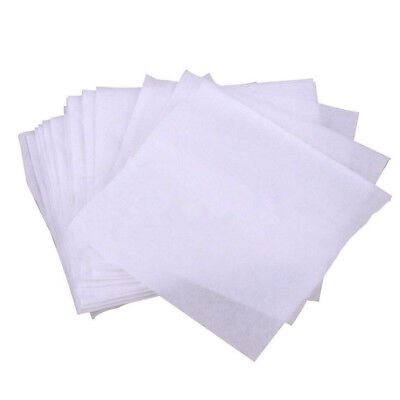 5Pcs White Magic Trick  Flash Paper Stage Adult Game Gift 25/50*20cm