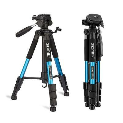 "ZOMEI 55"" Compact Light Weight Travel Portable Folding SLR Camera Tripod for..."