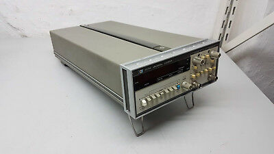 HP 5316A Frequenzzähler 100MHz Counter Opt 001 TCXO