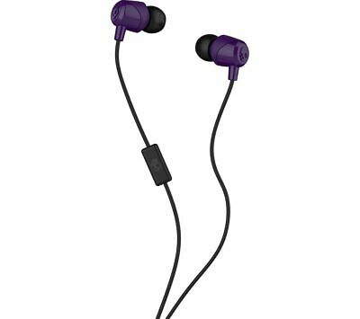 SKULLCANDY Jib Headphones - Purple & Black - Currys