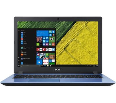 ACER Aspire 3 15.6 Inch Intel® Core™ i3 Laptop - 128 SSD, Blue - Currys