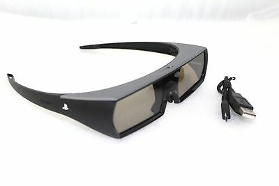 Sony CECH-ZEG1UX Active 3D Glasses Rechargeable For PlayStation 3 3D TV