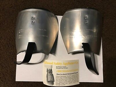 Ellwood Safety # 800 Metatarsal Guards For Shoes/Work Boots 1 Pair