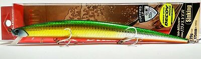 Duo Tide Minnow Slim Flyer 175 CBA0344 Green Gold Fusio New Lip/Armed With Decoy