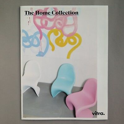 VITRA HOME COLLECTION CATALOGUE BROCHURE 2007 | Interior Design Dylan Martorell