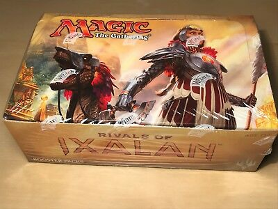 Rivals of Ixalan Booster Box | Magic The Gathering | English | New